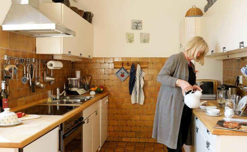 ドイツのキッチンルール